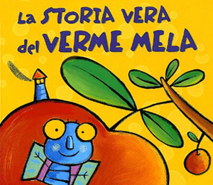 La Storia Vera del Verme Mela (Blu)